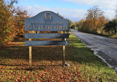 Gutter Cleaning Guildford GU1