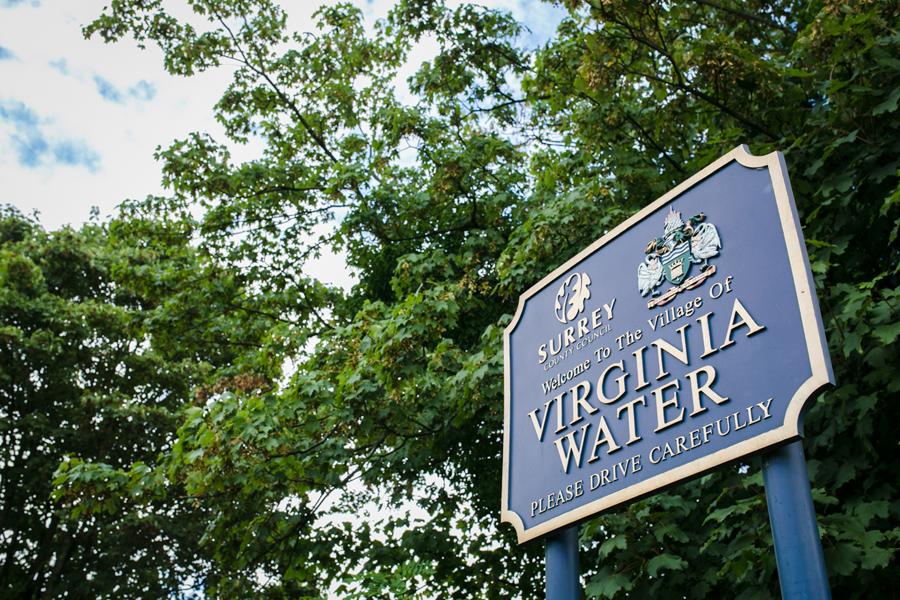 Gutter Cleaning Virginia Water GU25